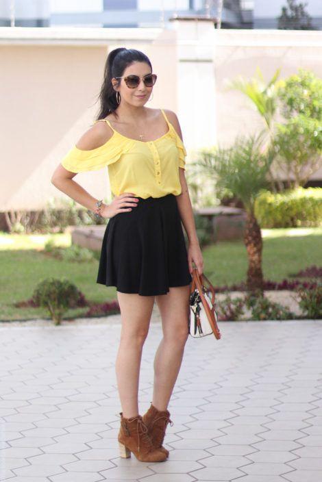 imagem 26 470x704 - Modelos de Blusa CIGANINHA com calça, shorts, saia