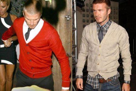como usar cardigan masculino 3 470x313 - Blusas de frio masculinas, muitas cores e modelos