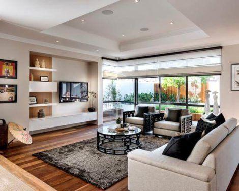 decoracoes para sala de estar 3 470x376 - Decorações para SALA: as mais perfeitas e lindas