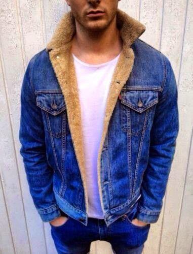 jaqueta forrada masculina 1 - Blusas de frio masculinas, muitas cores e modelos