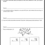 avaliação de matematica para 1 ano do ensino fundamental 150x150 - Avaliação de Matemática para 1 ano para crianças