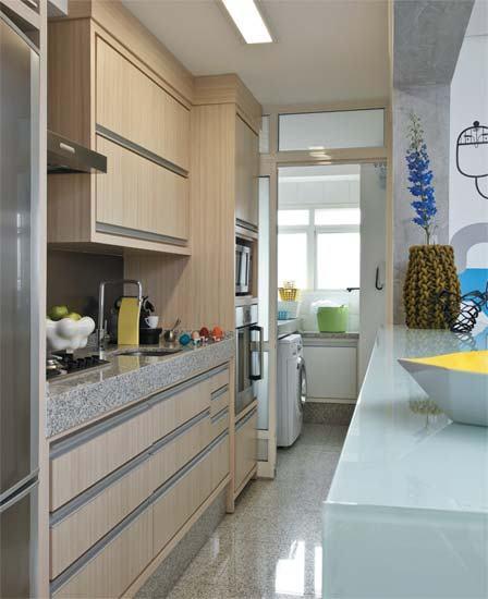 cozinhas para apartamento pequeno moderno - A mais belas cozinhas para apartamento pequeno, tudo com móveis planejados