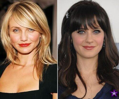 dicas de cortes de cabelo feminino com franja 500x417 - Como ficar mais jovem com cortes de cabelo feminino com franja