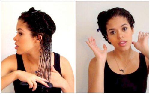 fitagem para cabelos ondulados 500x313 - Dicas para fazer Fitagem para cabelos ondulados