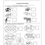 fotos de avaliação de matematica para 1 ano 150x150 - Avaliação de Matemática para 1 ano para crianças