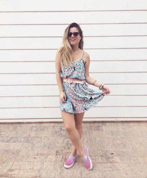imagem 5 470x570 - Belos vestidos com ESTAMPA DE FLORES super lindos