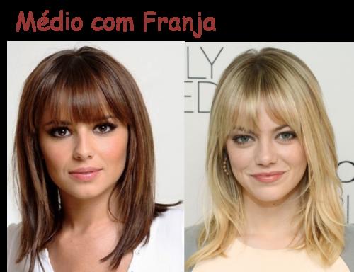 imagens de cortes de cabelo feminino com franja 500x384 - Como ficar mais jovem com cortes de cabelo feminino com franja