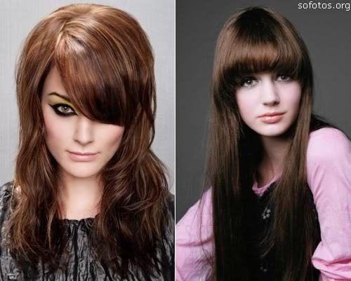 lindos cortes de cabelo feminino com franja 500x401 - Como ficar mais jovem com cortes de cabelo feminino com franja