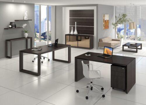 mesas de escritório planejadas em mdf 500x360 - Mesas de escritório planejadas para ambientes diversos