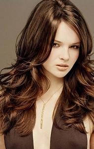 penteados e cortes para cabelos longos - Novos e modernos Cortes para cabelos longos para você se inspirar