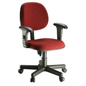 tipos de cadeiras de escritório giratórias - Cadeiras de escritório giratórias confortáveis e resistentes