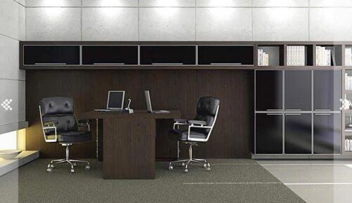 tipos de mesas de escritório planejadas 500x289 - Mesas de escritório planejadas para ambientes diversos