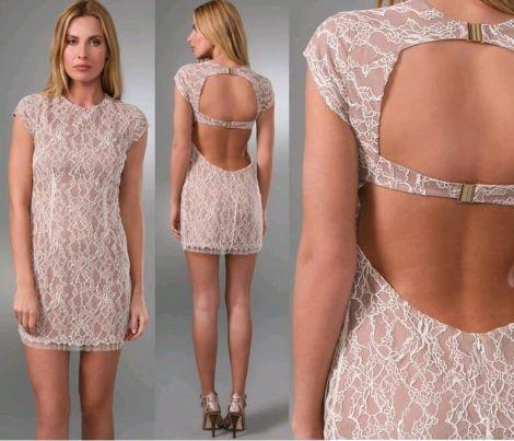 vestidos curtos de renda 4 470x403 - Vestidos CURTOS DE RENDA para sair a noite e para festas