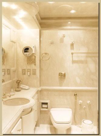 banheiros pequenos com porcelanato - Banheiros pequenos com porcelanato dicas de construção e decoração