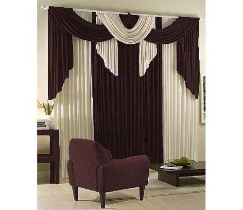 comprar cortina acetinada para sala 500x432 - Decore janelas e portas com Cortina acetinada para sala