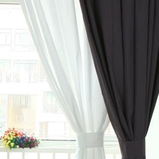 cortina acetinada para sala - Decore janelas e portas com Cortina acetinada para sala