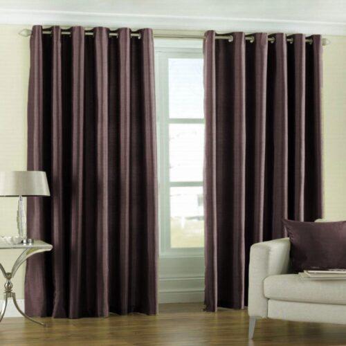 dicas de cortina acetinada para sala 500x500 - Decore janelas e portas com Cortina acetinada para sala