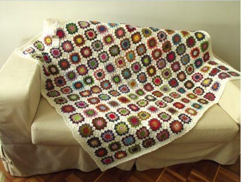 imagem 7 470x355 - MANTA de crochê para sofá decorativas