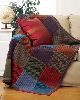 imagem 8 - MANTA de crochê para sofá decorativas