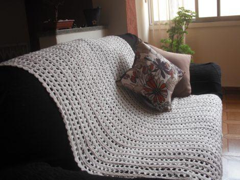 imagem 9 470x353 - MANTA de crochê para sofá decorativas