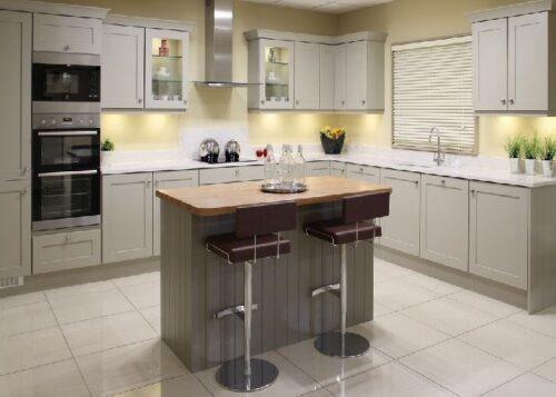 lindas cozinha americana 500x357 - Modelos de cozinha americana que cabem no seu bolso