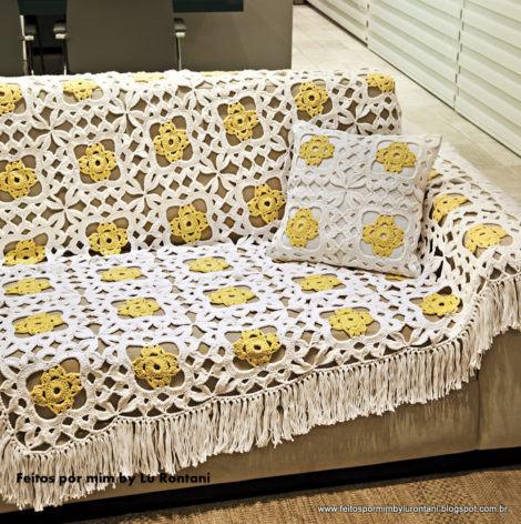 manta de croche para sofa 1 470x472 - MANTA de crochê para sofá decorativas