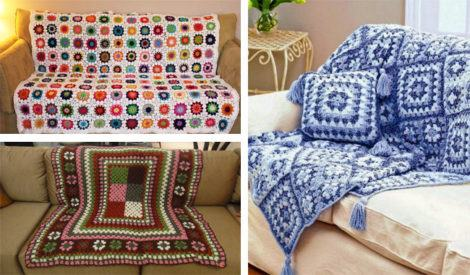 manta de croche para sofa 3 470x275 - MANTA de crochê para sofá decorativas