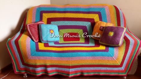 manta de croche para sofa 5 470x264 - MANTA de crochê para sofá decorativas