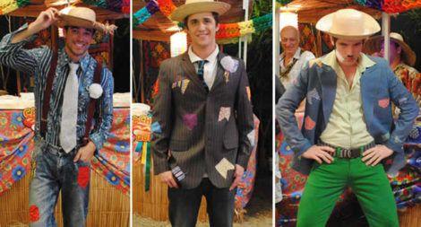roupas de festa junina masculina 1 470x253 - Roupas de FESTA JUNINA MASCULINA modelos bem caipira
