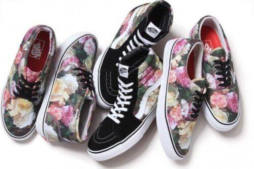 tipos de calçados com estampas florais 500x333 - Calçados com estampas florais lindos modelos com salto