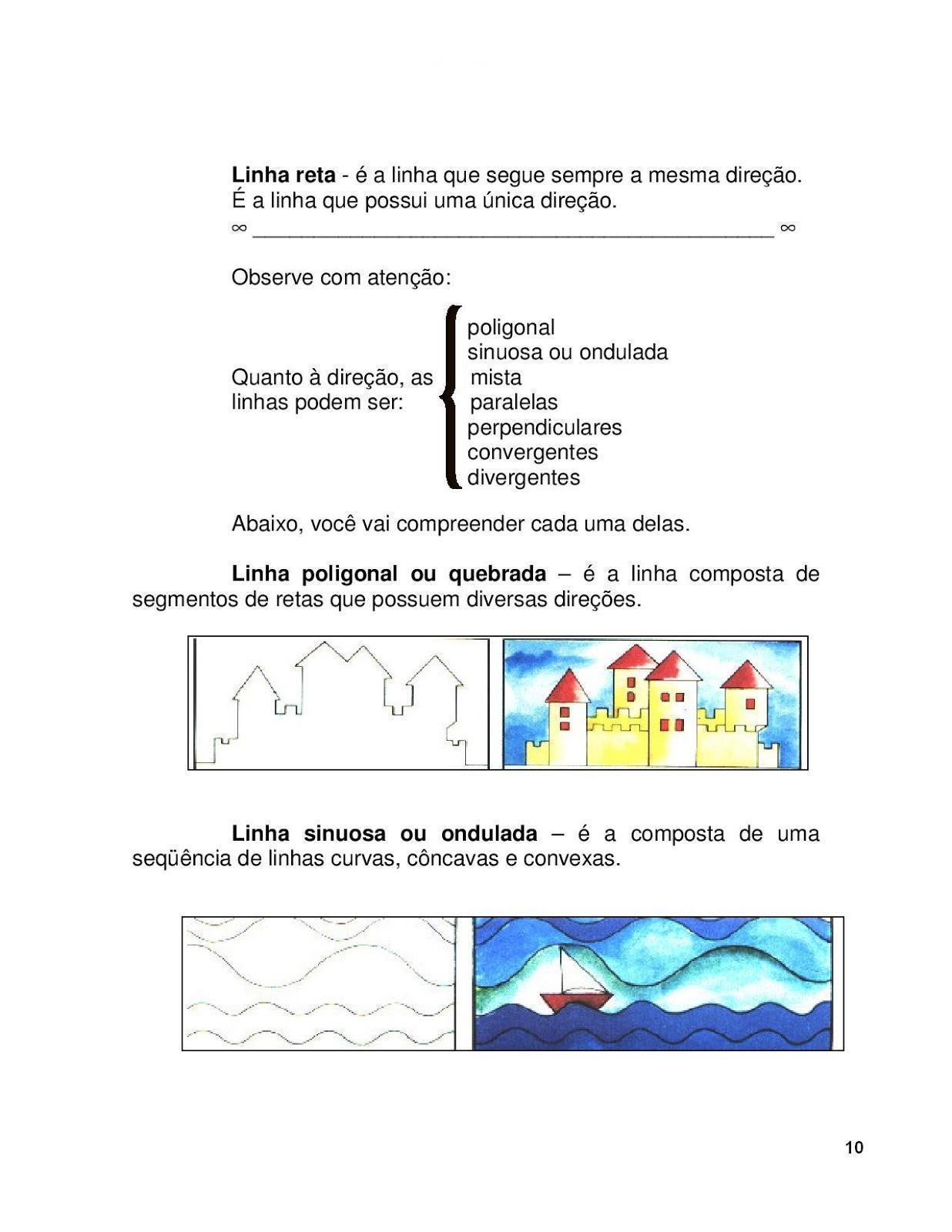 atividades de artes com linhas para imprimir 2 - Atividades de artes com linhas para aprendizado infantil