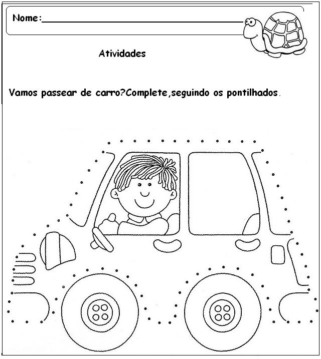 atividades de artes pr%C3%A9 escola - Atividades de arte pré-escola que vão instigar o desenho de aprender