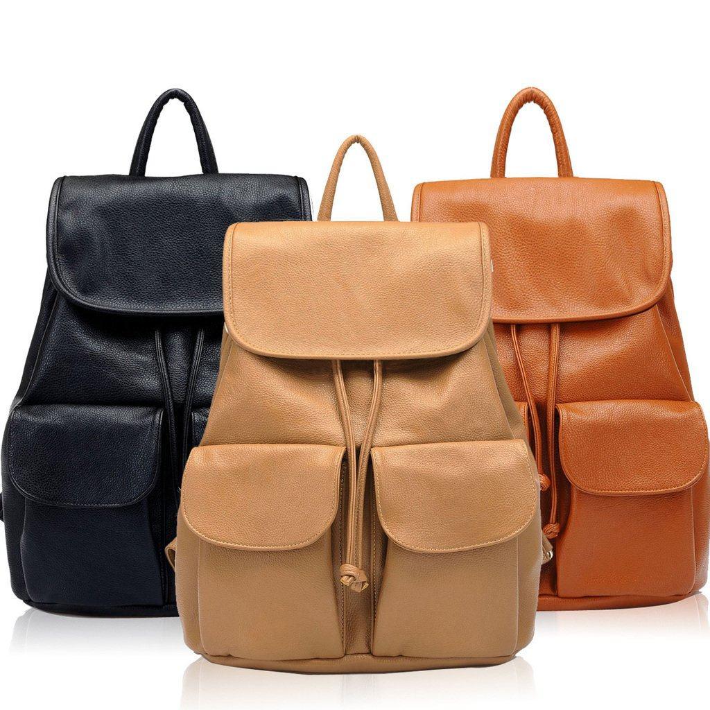 Bolsa Feminina De Costas : Bolsas mochilas femininas conhe?a os modelinhos bem legais