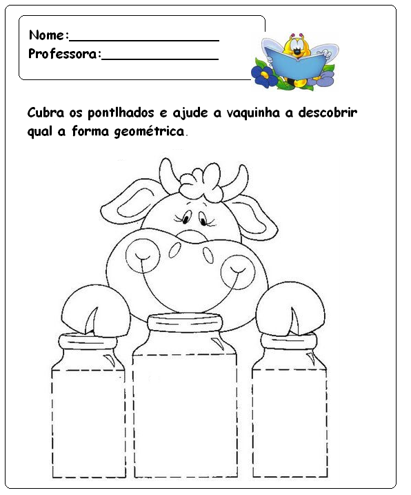 dicas de atividades de artes pr%C3%A9 escola para imprimir - Atividades de arte pré-escola que vão instigar o desenho de aprender