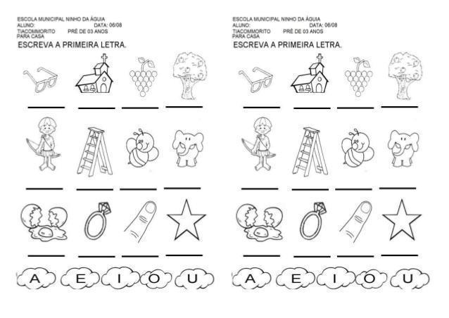 dicas de atividades de artes pr%C3%A9 escola - Atividades de arte pré-escola que vão instigar o desenho de aprender