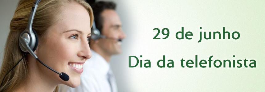 frases para o dia da telefonista 29 de junho 1 - Frases para Dia da Telefonista valorize a profissional data 29 de junho