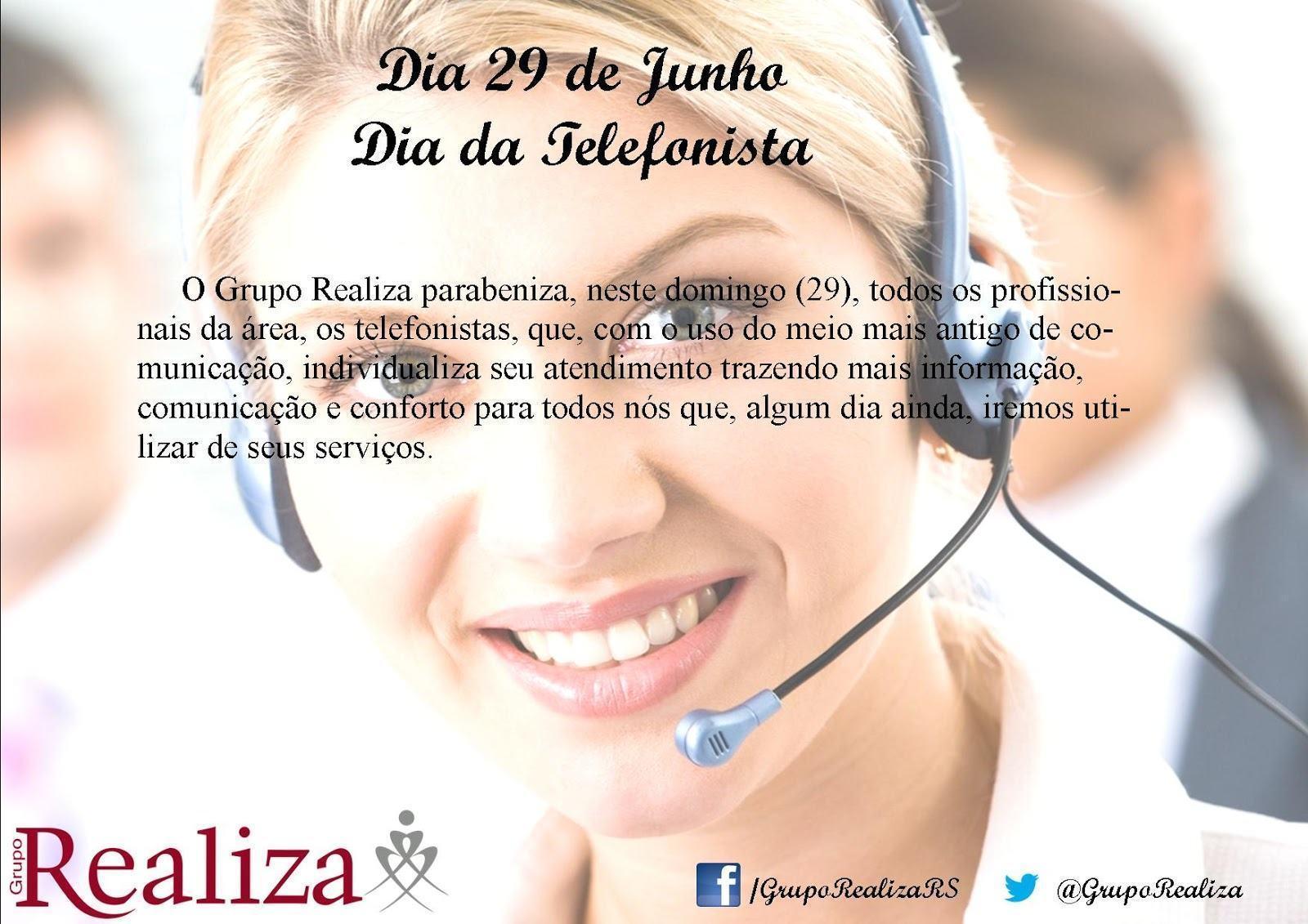 frases para o dia da telefonista 29 de junho 2 - Frases para Dia da Telefonista valorize a profissional data 29 de junho