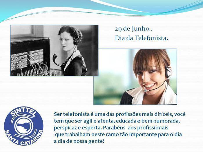 mensagens para o dia da telefonista 2 - Frases para Dia da Telefonista valorize a profissional data 29 de junho