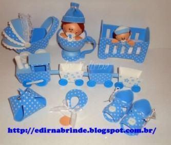 artesanato em eva para ch%C3%A1 de beb%C3%AA 1 333x284 - Lindos Artesanatos em EVA para chá de bebê