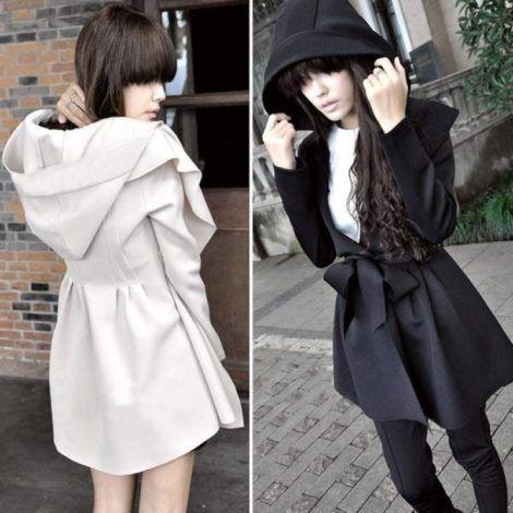 casacos femininos com capuz 2 1 470x470 - CASACOS FEMININOS COM CAPUZ que estão na moda