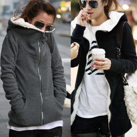 casacos femininos com capuz 3 1 470x470 - CASACOS FEMININOS COM CAPUZ que estão na moda
