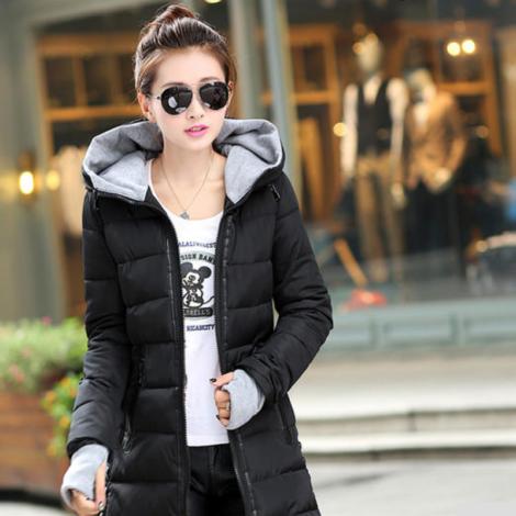 casacos femininos com capuz 4 470x470 - CASACOS FEMININOS COM CAPUZ que estão na moda