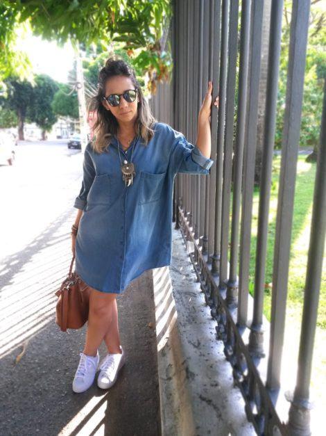 chemise 470x627 - CHEMISE JEANS a peça do verão para mulheres modernas