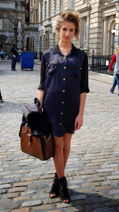 chemise e ankle boot - CHEMISE JEANS a peça do verão para mulheres modernas