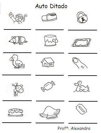 dicas de atividades de alfabetização sílaba simples