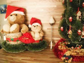 fotos de minha decoração de natal