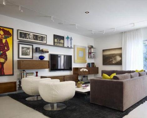 imagem 13 1 470x376 - Lindas opções em LUMINÁRIAS para sala de estar