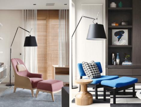 imagem 23 470x359 - Lindas opções em LUMINÁRIAS para sala de estar