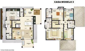 imagens de plantas de casas de praia com 3 quartos para imprimir 333x200 - Modelos de Plantas de casas de praia com 3 quartos