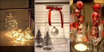 melhor decoração de natal simples e barata